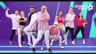 unleash the star celebrity fitness anthem