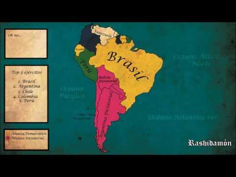 Futuro Alternativo de Sudamérica - Capítulo 2