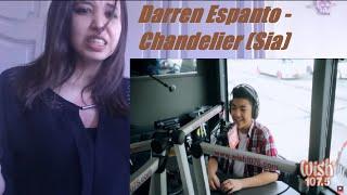 Baixar Darren Espanto - Chandelier Cover _ REACTION