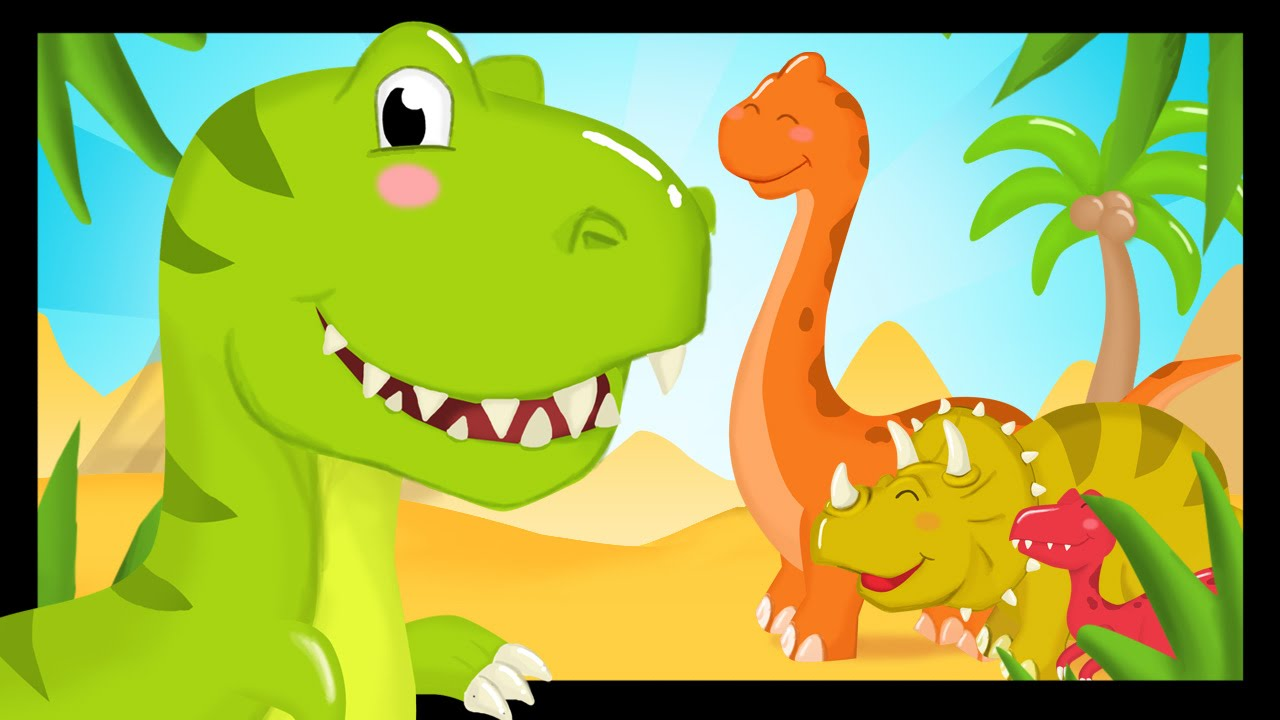 la chanson des dinosaures comptines pour les enfants titounis youtube. Black Bedroom Furniture Sets. Home Design Ideas