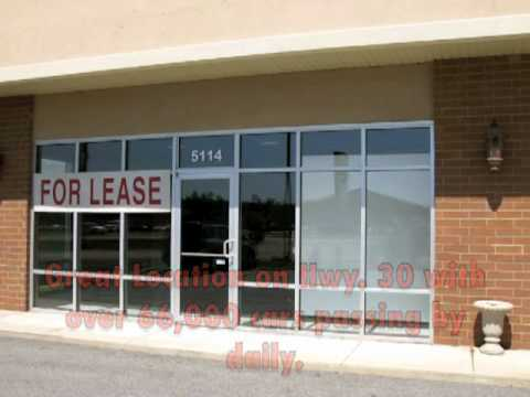 Now Leasing - Retail Space Available at 5150 US 30 Merrillville Northwest Indiana