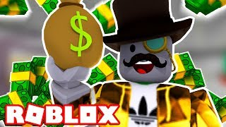 FIRST WORKING DAY IN A BANK?! - ROBLOX [English/HD]