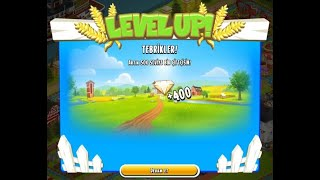 HAY DAY LEVEL 500!!! OMG UMIT UYKU HAS REACHED LEVEL 500 IN THE GAME FOR VERY FIRST TIME👍✨✨✨ 🎉😊👏