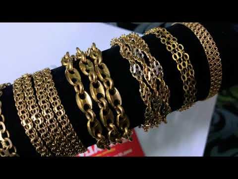 Золотые цепи / 585 проба / Удача / г. Симферополь 😉