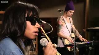 Santigold Disparate Youth BBC Radio 1 Live Lounge 2012