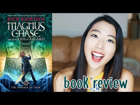 BOOK REVIEW: THE HAMMER OF THOR BY RICK RIORDAN