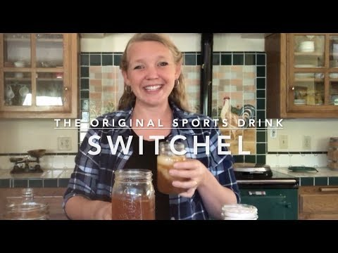 Switchel: The Old Fashioned Energy Drink