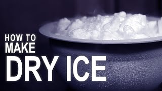 Repeat youtube video How to Make Dry Ice - With a Fire Extinguisher!
