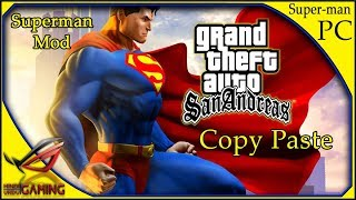 Скачать How To Install Superman Mod In GTA San Andreas PC In Hindi Urdu