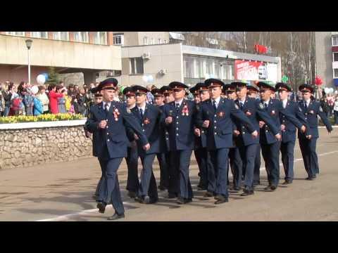 9 мая парад Чепецк 2014