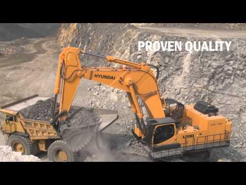 Hyundai R1200LC-9 Crawler Excavator