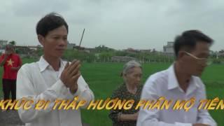 Lễ khánh thành từ đường họ Khúc chi nghành 2 thôn Tử Đô xã Thụy Sơn huyện Thái Thụy tỉnh Thái Bình