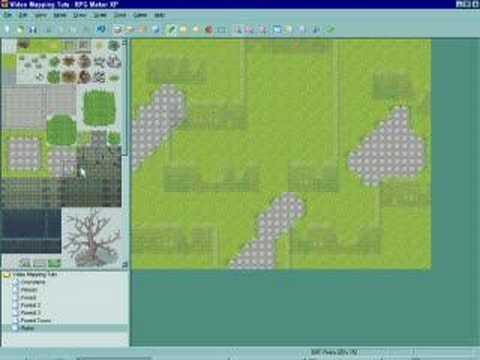 RMXP Video Mapping Tutorial - Ruins Part 2
