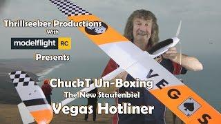 Staufenbiel Vegas Hotliner Glider Un-Boxed with ChuckT
