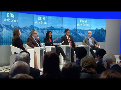 World Economic Forum 2018, Davos. Fake News vs. Real Politics, 24-01-2018