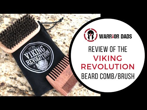 viking-revolution-beard-comb-and-brush-set-review