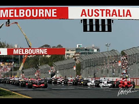 F1 2007 Australian Grand Prix
