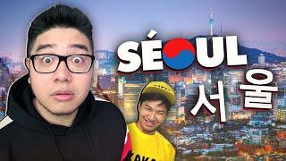 SEOUL! - LE RIRE JAUNE