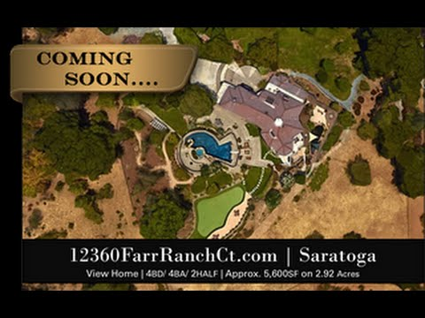 Coming Soon | Saratoga, California | Sweeping Silicon Valley View