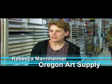 Oregon Art Supply + Sundance Natural Foods (Unique Eugene)