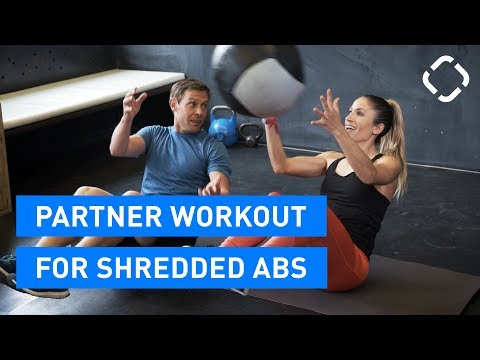Best Abs & Core Exercises: 5 Partner Moves for Your Six Pack