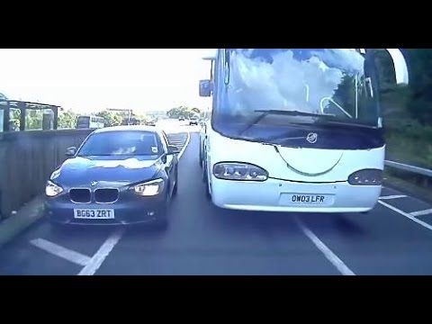 BMW - Coach Road Rage Incident