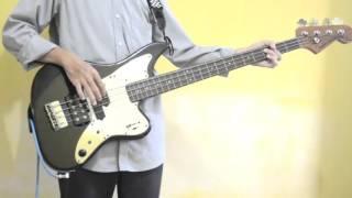 Rythem - Harmonia (Bass Cover)