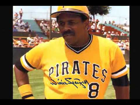 Willie Stargell OK Moments