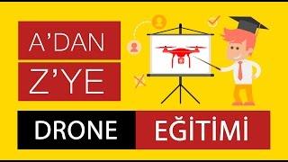 DJI Phantom Drone Kurulum ve Temel Drone Uçuş Eğitimi I fotografium.com