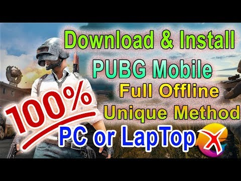 How to Download & install PUBG Mobile on PC or Laptop 2019 in Urdu/Hindi