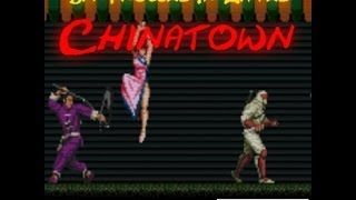 Shiryu - Big Trouble In Little Chinatown