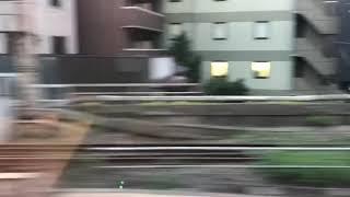 東海道新幹線 終点東京 車内アナウンス
