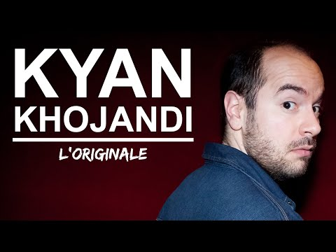 Kyan Khojandi, Bref, Pulsions, le métal - Interview Gaming