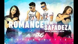 Baixar Wesley Safadão e Anitta - Romance Com Safadeza - Move Dance - Coreografia
