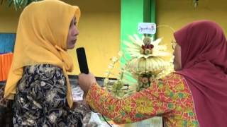 The creative ingreadient of apem cake as indonesian traditional cake by Dr. Ninik Sudarwati.
