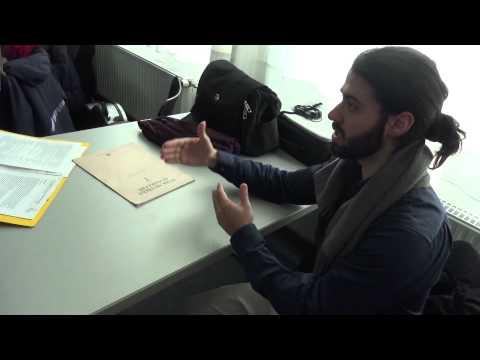 Workshop Yalcin Özdiker, Arrangement für westl. +türk. Instrumente, LMA, Nov 14