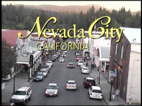 Commercial for Nevada City California