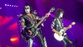KISS - Psycho Circus LIVE Stuttgart 2017