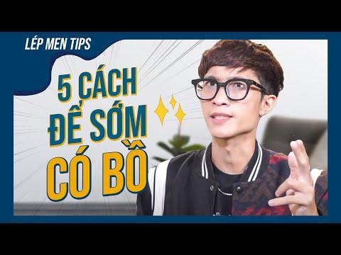 5 CÁCH ĐỂ CÓ CON MẸ SỚM | Tizi Dich Lep