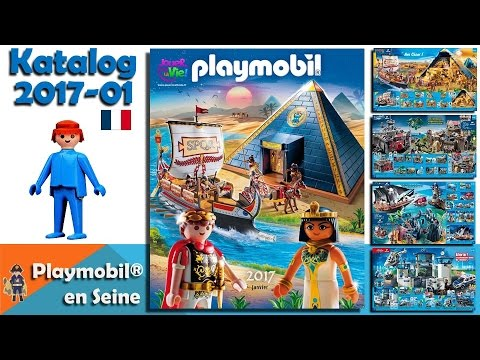 catalogue playmobil noel 2018 PLAYMOBIL   Catalogue 2017   Janvier   Français   YouTube catalogue playmobil noel 2018