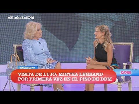 La entrevista completa de Mirtha Legrand en El diario de Mariana