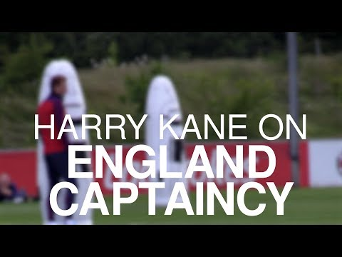 Harry Kane - 'I'm Not Too Young To Be England Captain'