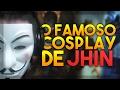 O FAMOSO COSPLAY DE JHIN - Rexpeita a Stream #59