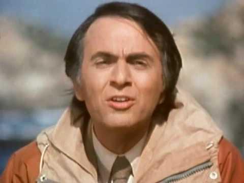 Carl Sagan - Cosmos- Stars - We Are Their Children