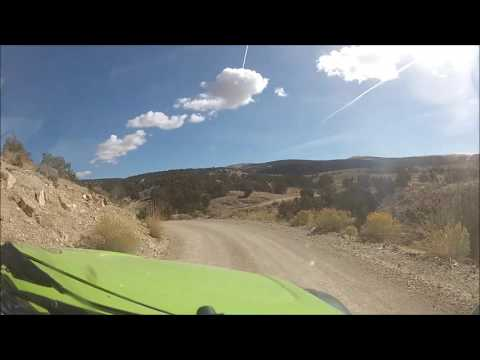 VW Baja and Jeep - Overland Adventure - Elko to Bodie - Day 1 of 5