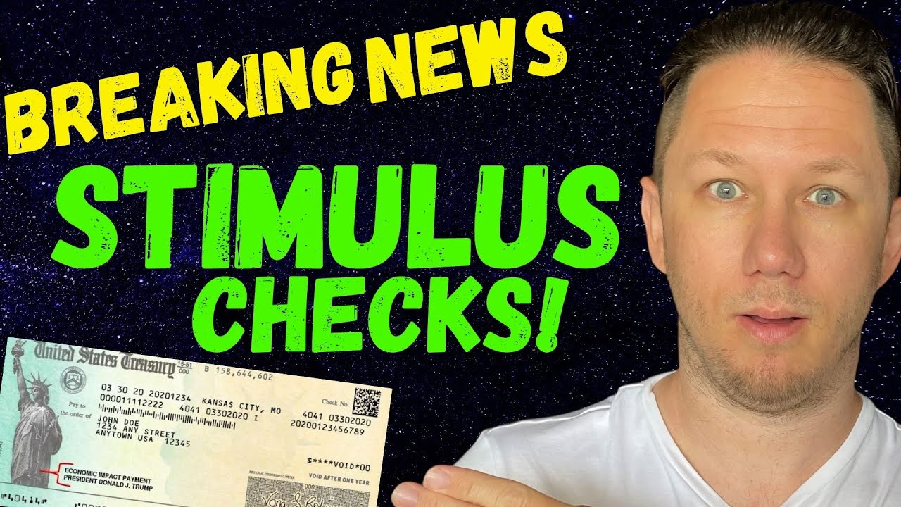 BREAKING NEWS! BIDEN JUST SAID THIS ABOUT MORE STIMULUS! Fourth Stimulus Check Update Today 2021