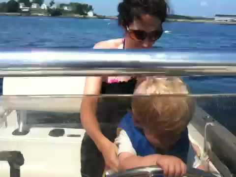 Boating in harpswell