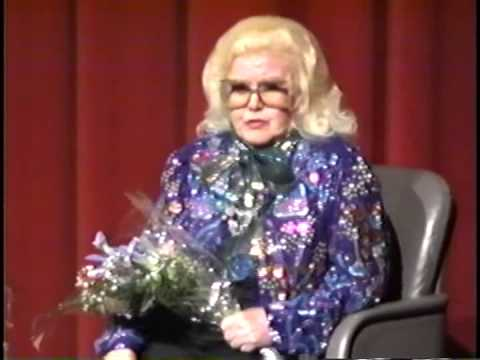 Ginger Rogers Interview 2/13/92
