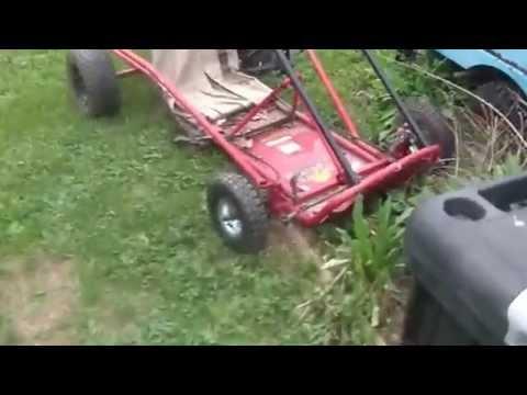 5_18_15, Critter Go Kart, 5Hp, Tecumseh Overhead Valve engine,