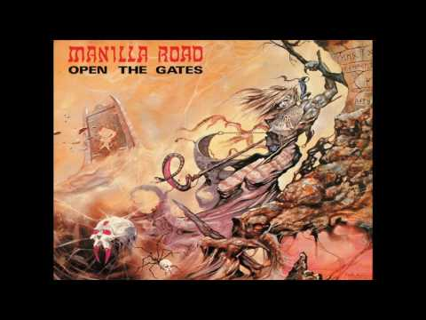 Manilla Road - Open The Gates (1985) [Full Album]